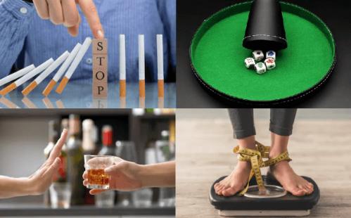 Les addictions : tabac, jeux, alcool, alimentation